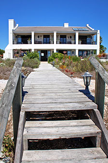 West Coast Self Catering Accommodation The Beach House