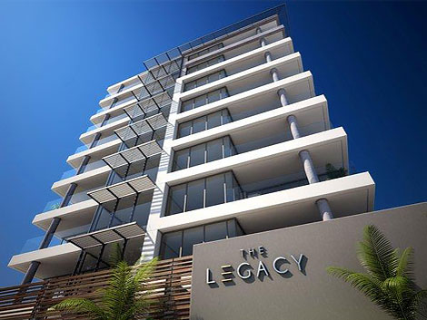 Green Point Accommodation The Legacy Self Catering Apartment
